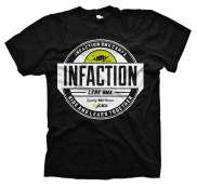Infaction Clothing online!