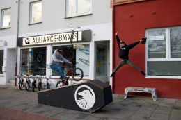 Support your local Dealer - Alliance-BMX-Shop