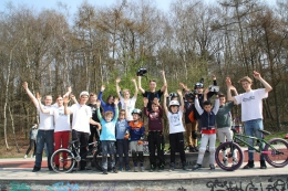 BMX-Workshop in Hamburg