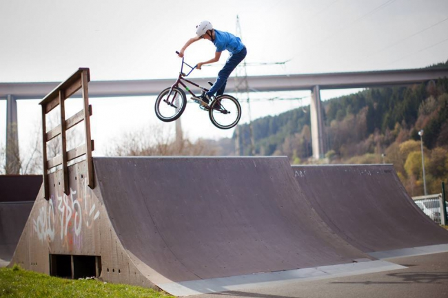 BMX- und Scooter Camp Siegen